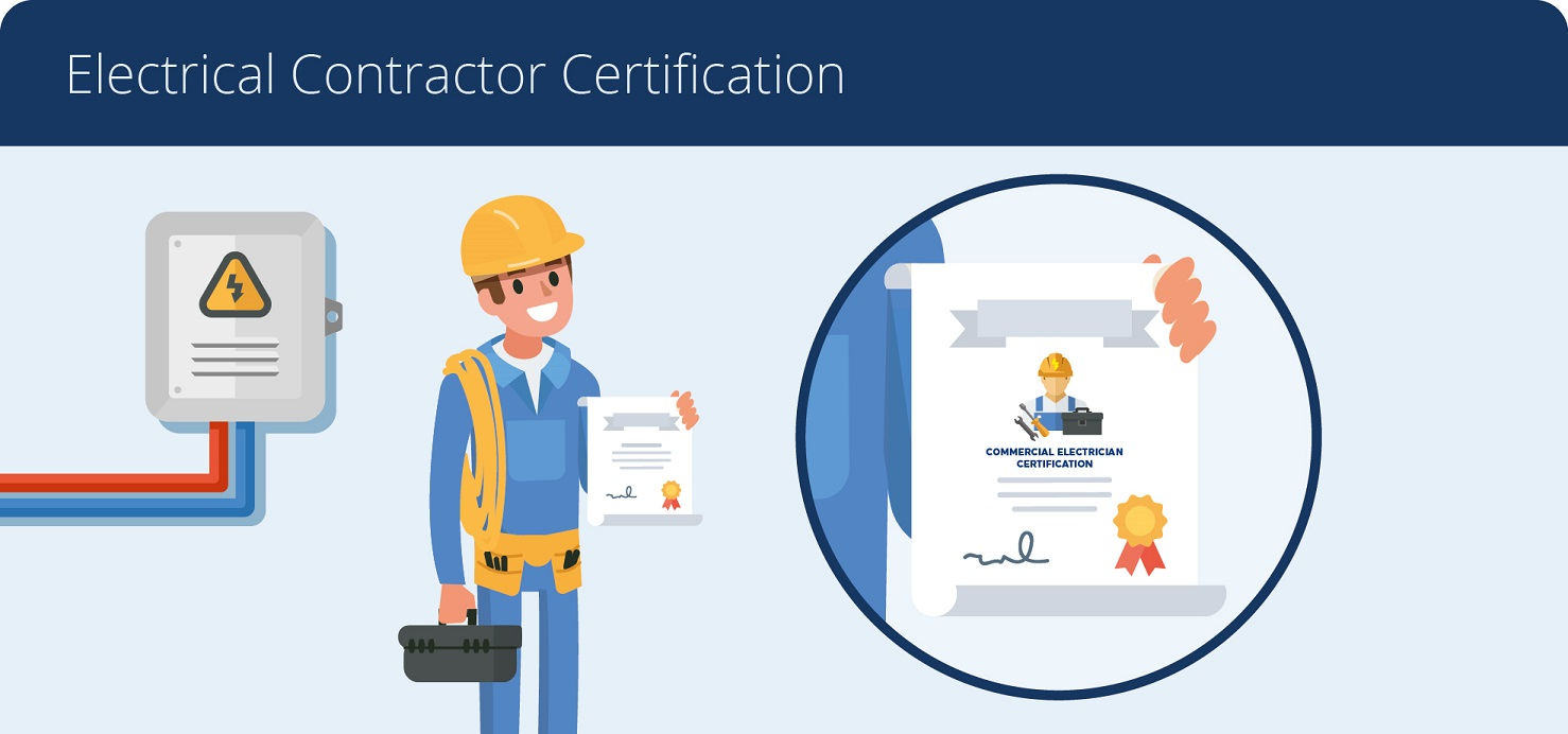electrically certified