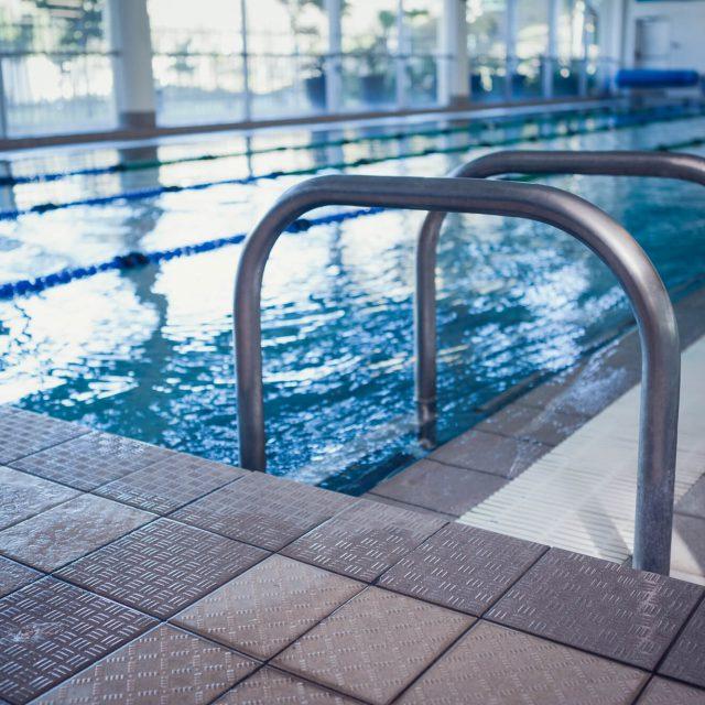 leisure centre swimming pool